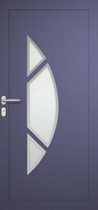 Panneau décor N°140 3c insert inox